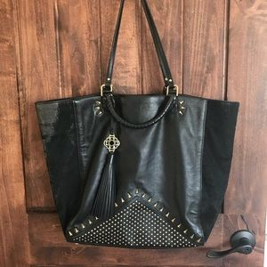 Rafe New York Large Leather Tote